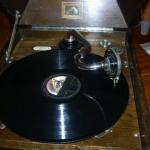 Reparacion Radios Antiguas - Gramofono la Voz de su Amo, año 1925 - Radioexperto.com