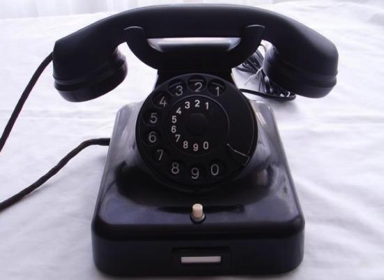 Telefono Antiguo W48 Siemens