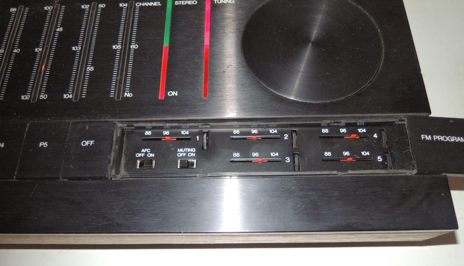 Beomaster 3400 Type 2802