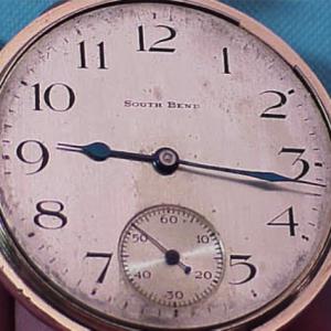 South Bend Reloj 4