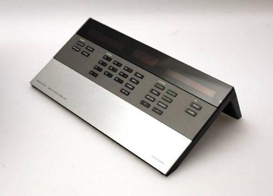 Control Panel Beosystem 5000