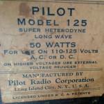 Radio Antigua Pilot 125 - radioexperto.com