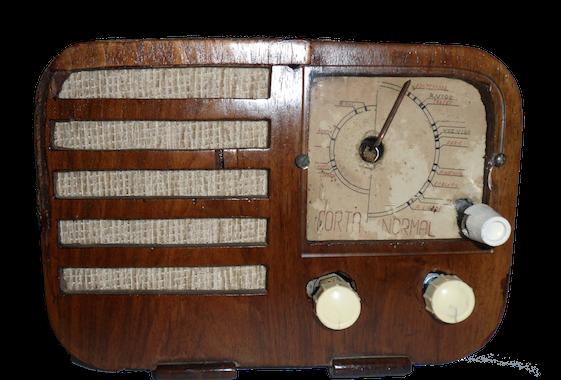 Kit Radio años 40