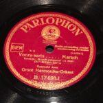 "Disco Pizarra gramófono ""Voorwaarts"" - Radioexperto.com"