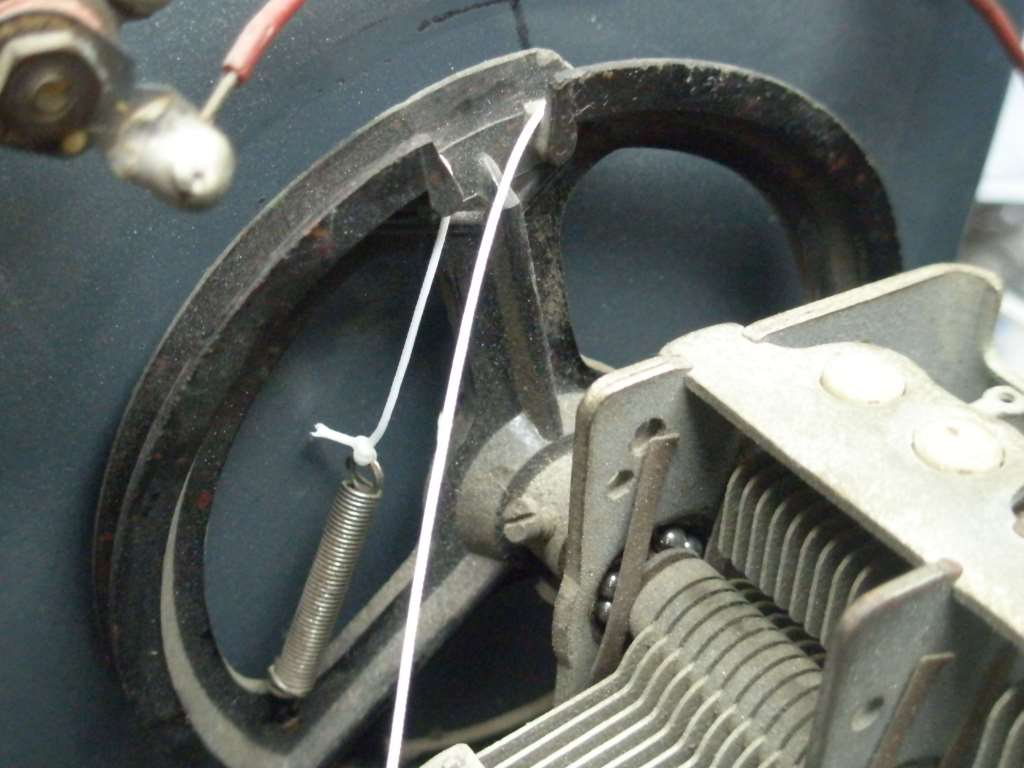 Reparación cuerda dial - radioexperto.com
