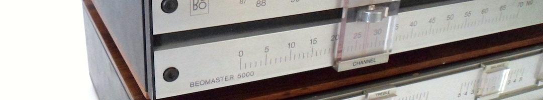 Beosystem 5000 1967 - Beomaster 5000 + Beolab 5000