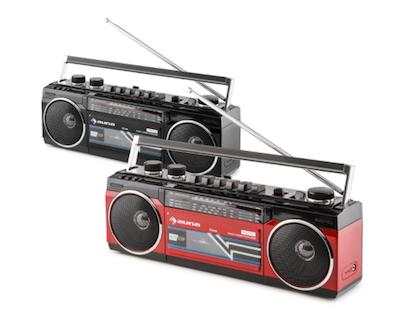 retro - radiocassette