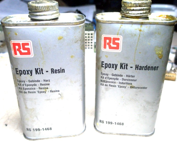 Resina Epoxy